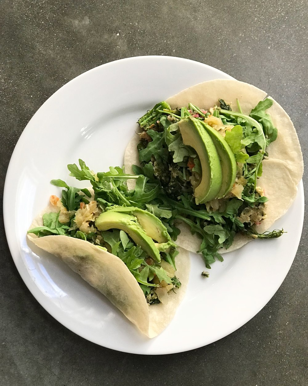 More  Siete Foods  tortilla porn.   Photo:  Reformation Health