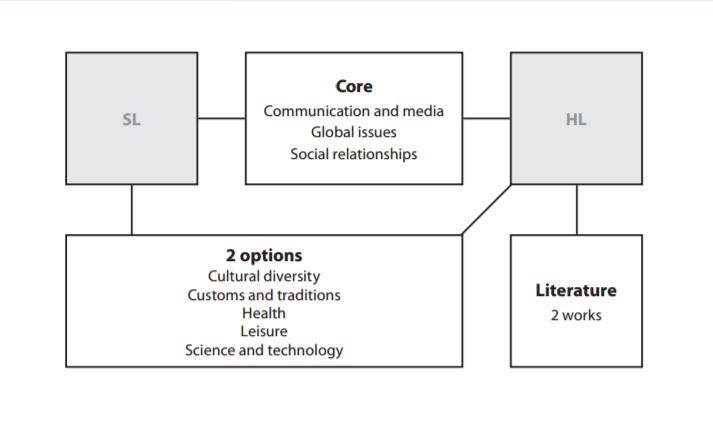 IB Syllabus Outline