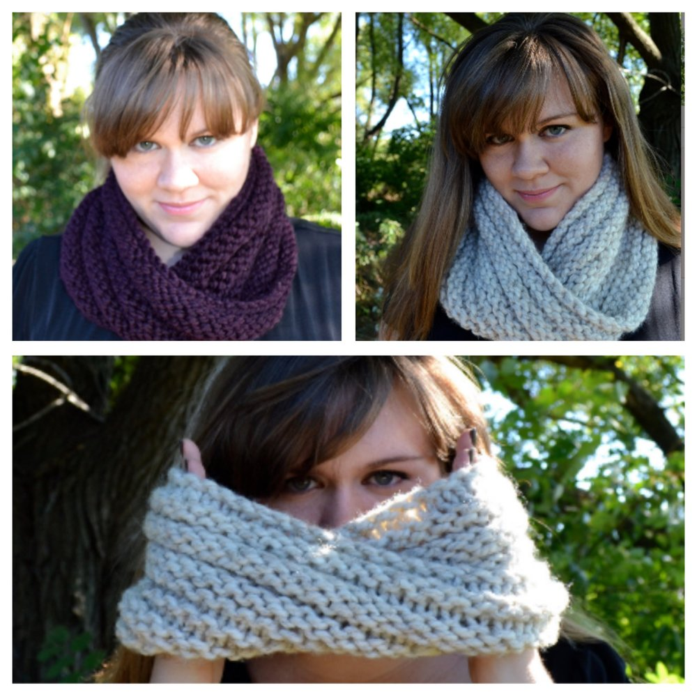 Magic Mobius Cowl