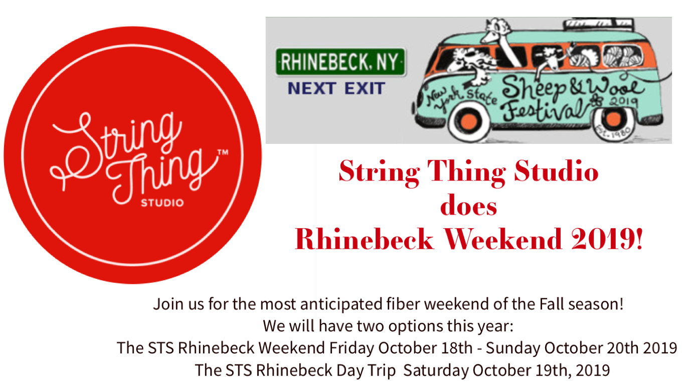 String Thing Does Rhinebeck 2019 — String Thing Studio