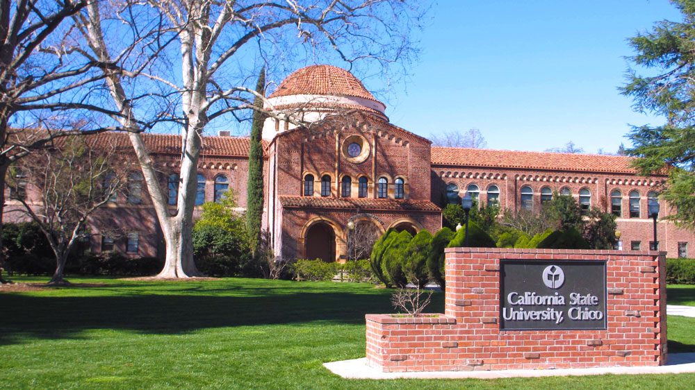 CSU Chico Kendall Hall