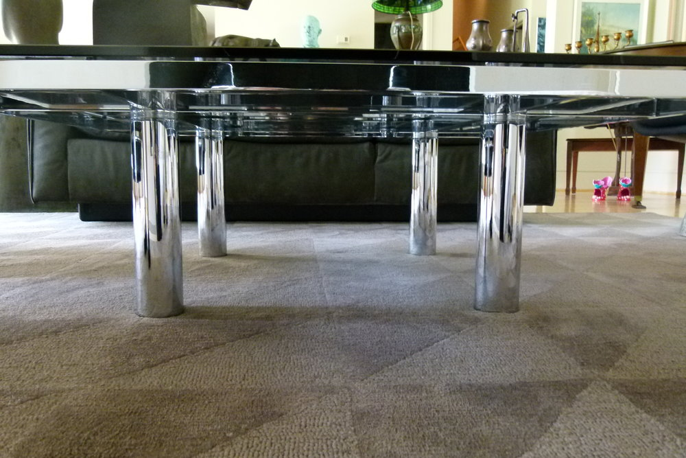 "Tobia Scarpa ""Andre"" coffee table"