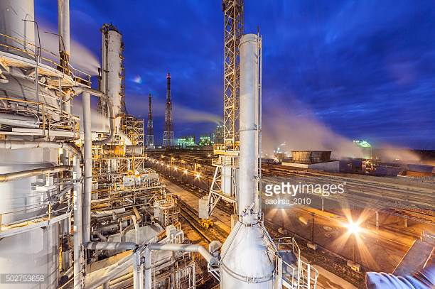 Chemical plant a -