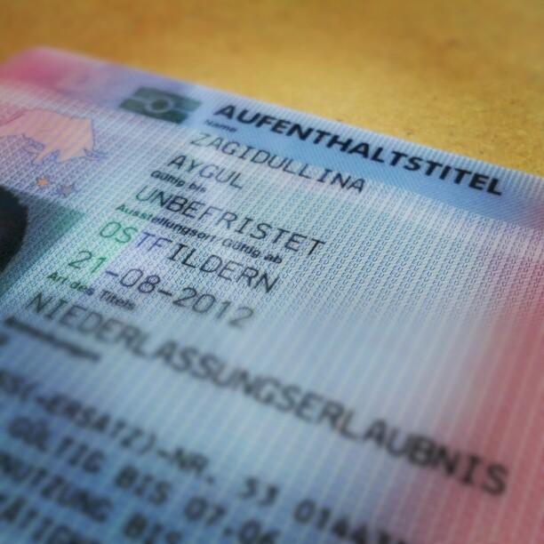 German Residence Permit