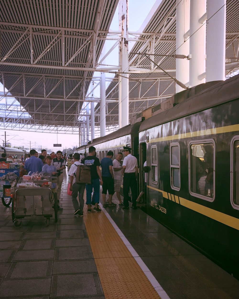 JIUJIANG RAILWAY STATION