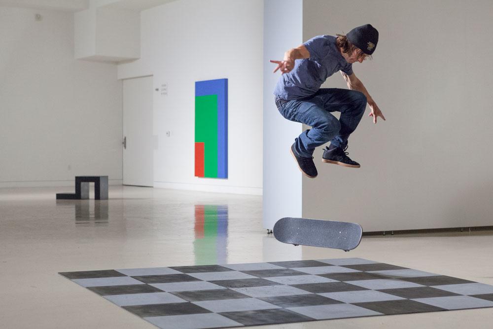 Skateboarders Vs Minimalism