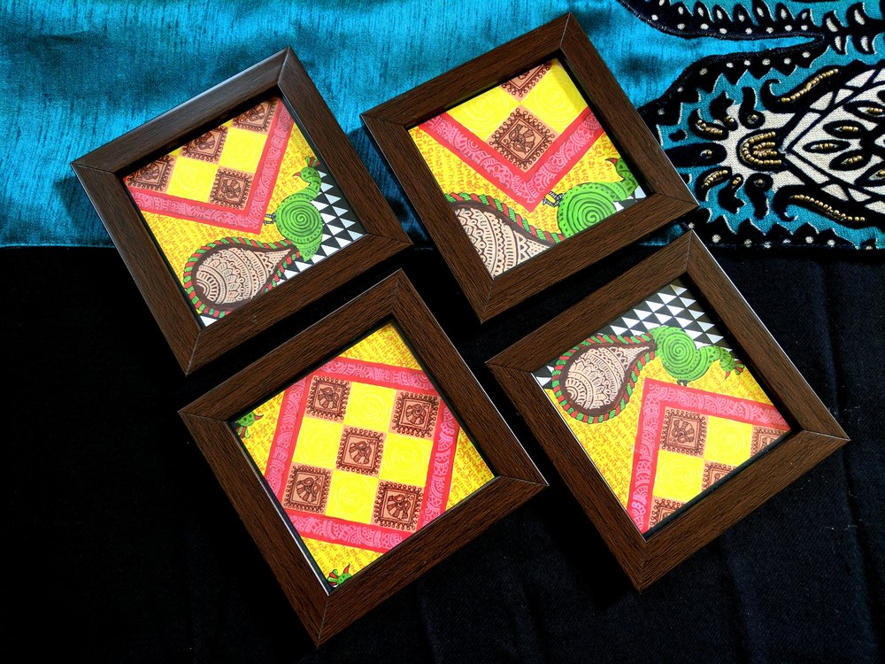 Coasters - Pratroop