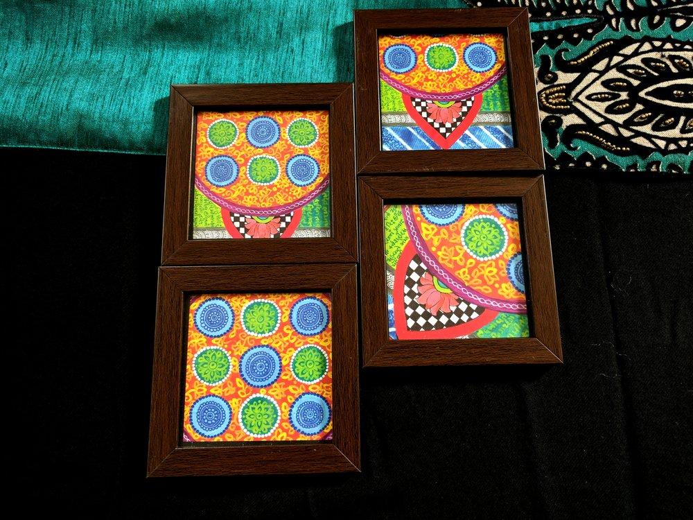 Coasters - Paridhi