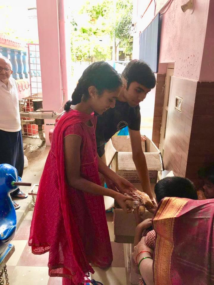 Social Giveback Blog — Deepti Designs
