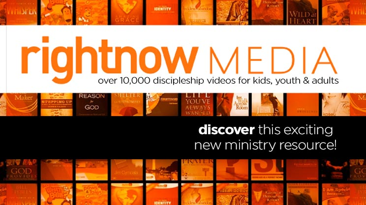 Right Now Media - NLPC church has access to an extensive, video library called RightNow Media! It's like the