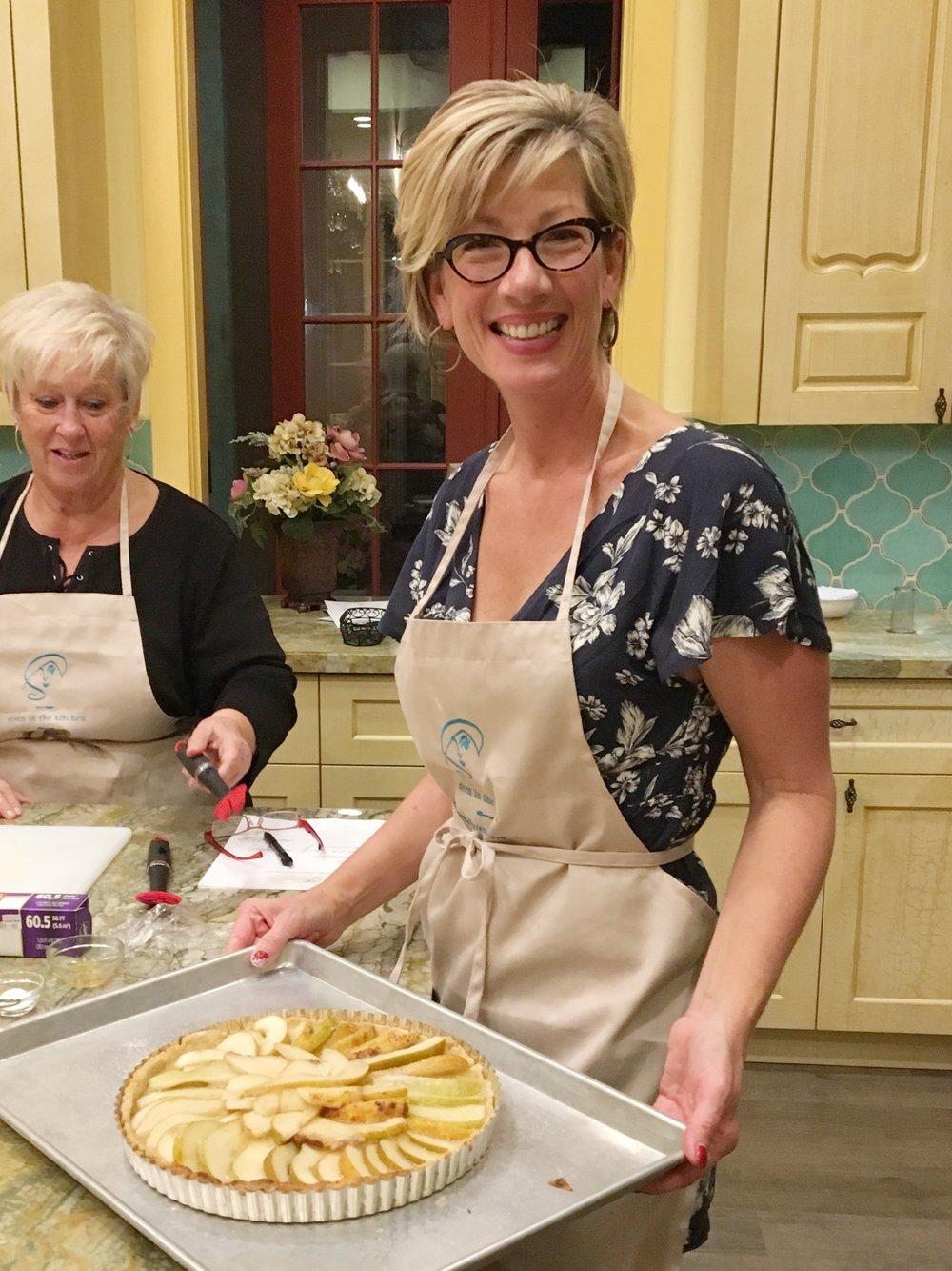 Holly Brown, AKA Siren in the Kitchen!