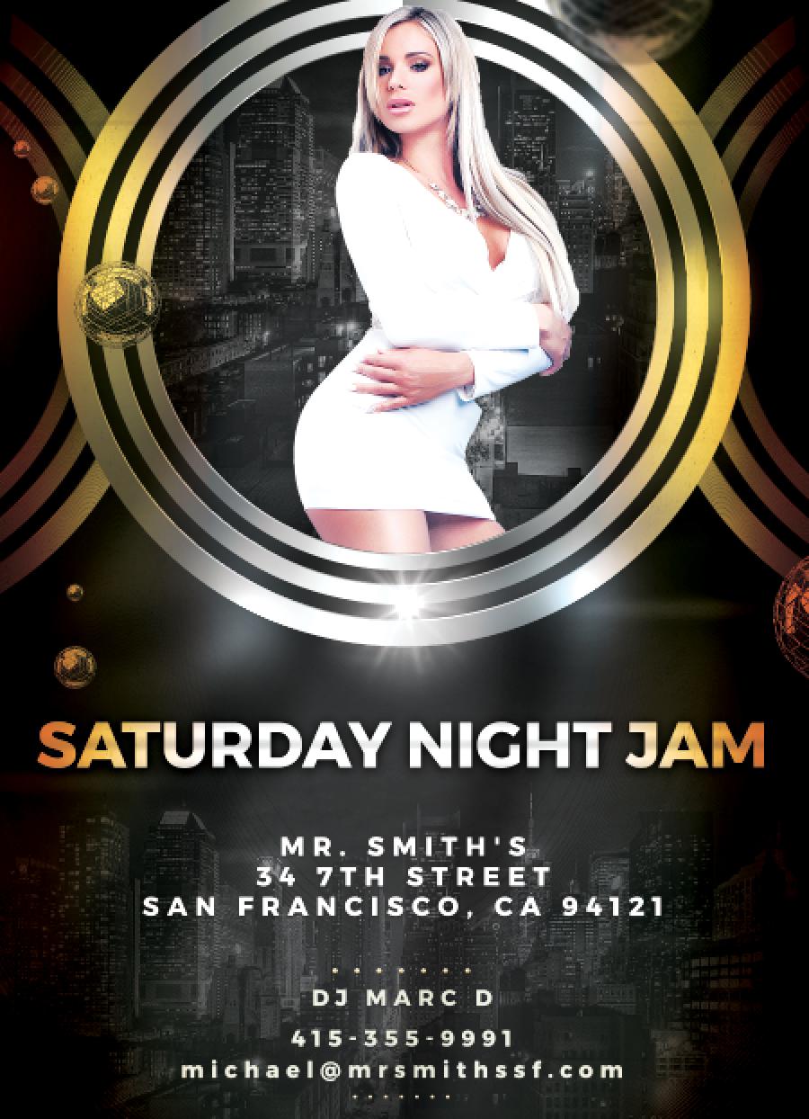 Saturday night Jam DJ Marc D screen shot.png