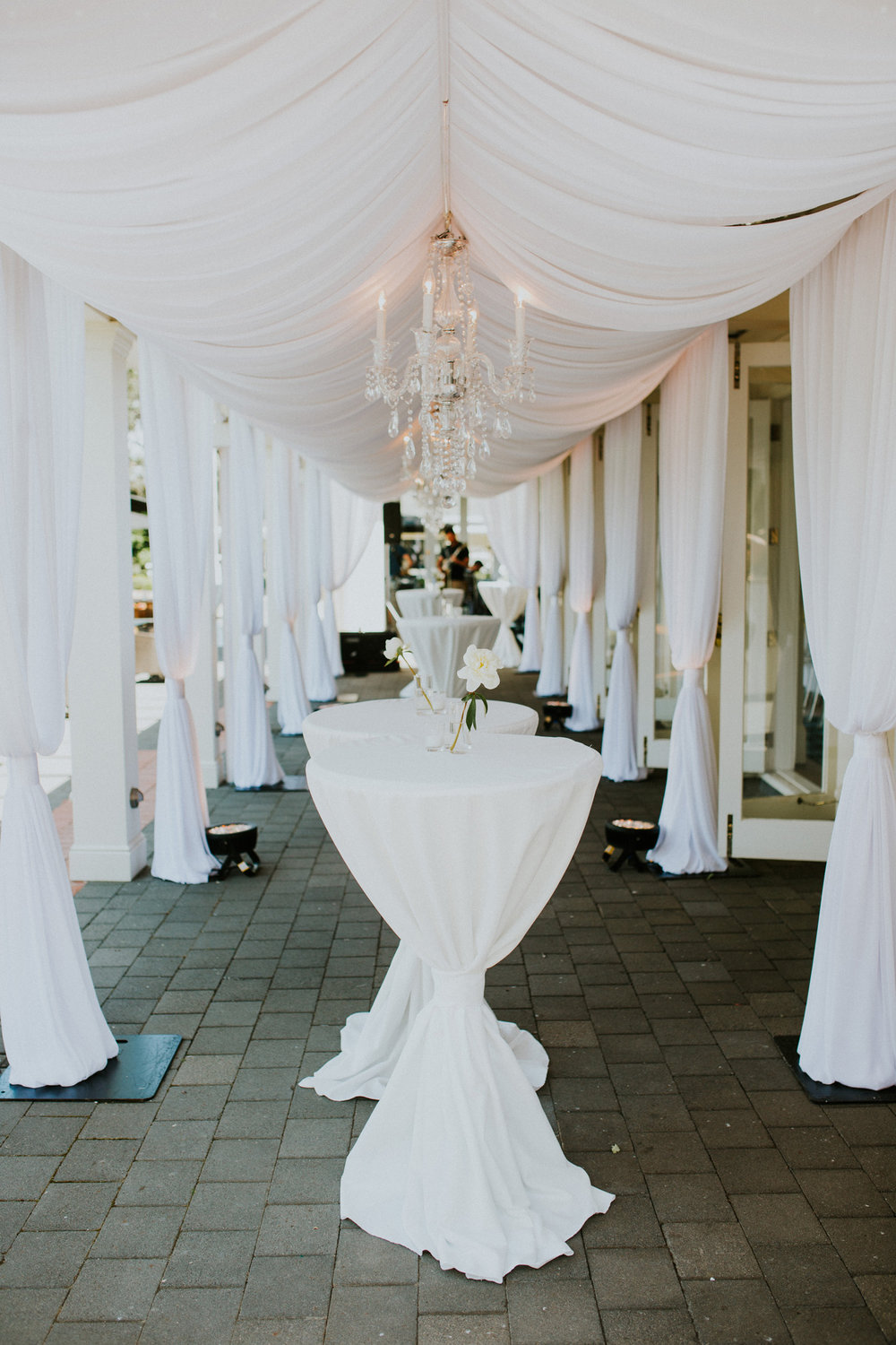 La lumiere specialty wedding draping and chandeliers junglespirit Images