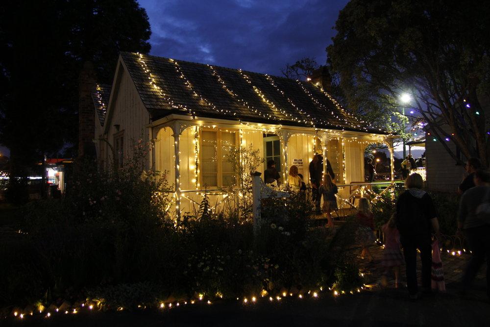 event lighting � la lumiere