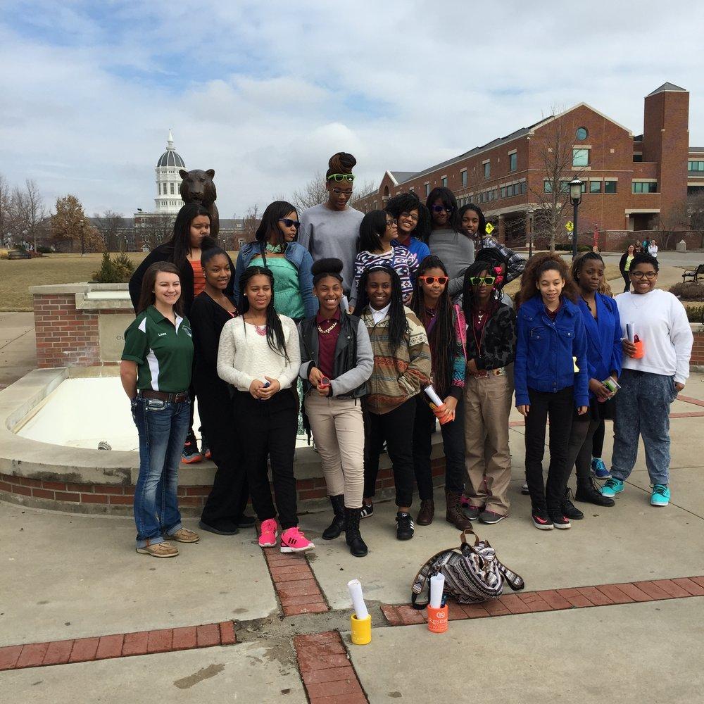 Understanding the Importance of Education, University of Missouri Tour
