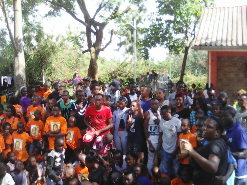 Orphanage - Nairobi, Kenya