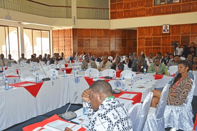 Technology Conference - Nairobi, Kenya