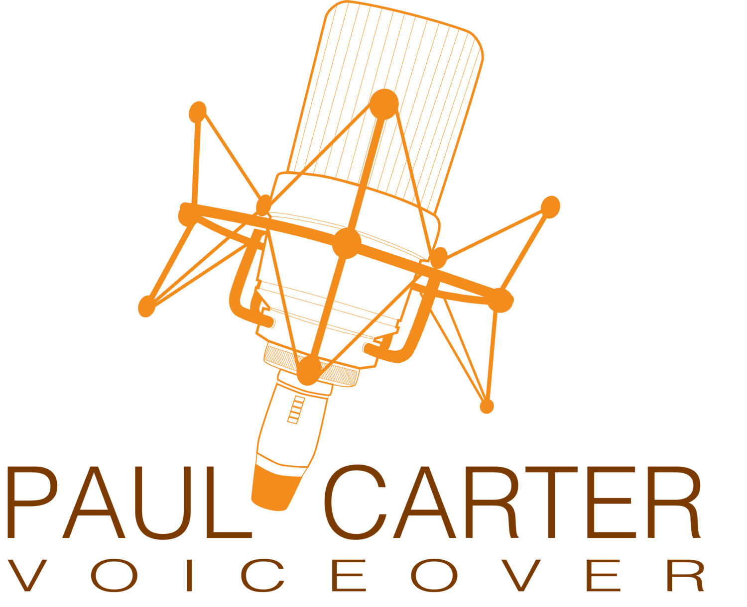 Paul Carter Voiceover