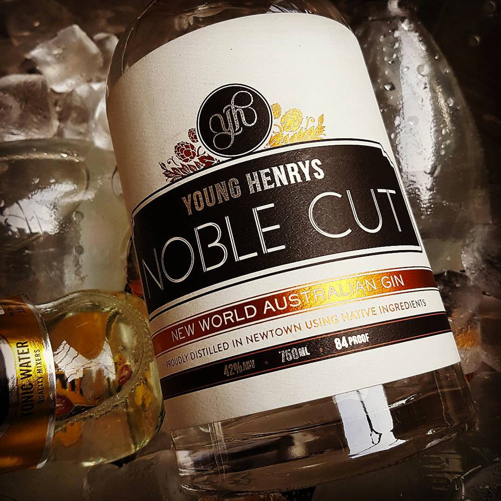2pm - 4pm Garden Party, hosted by Young Henrys Noble Cut Gin.  Join us in the Garden at SUNSTUDIOS for tastings and bespoke gin cocktails of Young Henrys artisanal gin Noble Cut.