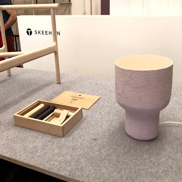 Always happy to see this beauty⚡️⚡️SO by @skeehanstudio #openhouse @designcanberrafestival yesterday - created for #interpretationsv curated by @andrewcsimpson @vertdesignstudio showed @design_made_ 👌#canberrdesignfestival #designmadeaus @authenticdesign_aus @factorydesigndistrict ✔️