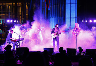 Modern 'till Midnight - Annual music and arts event held at The Fort Worth Modern Art Museum.