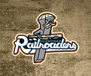 Cleburne Railroaders - The Cleburne Railroaders are an independent professional baseball team in the American Association that plays its home games at The Depot at Cleburne Station.
