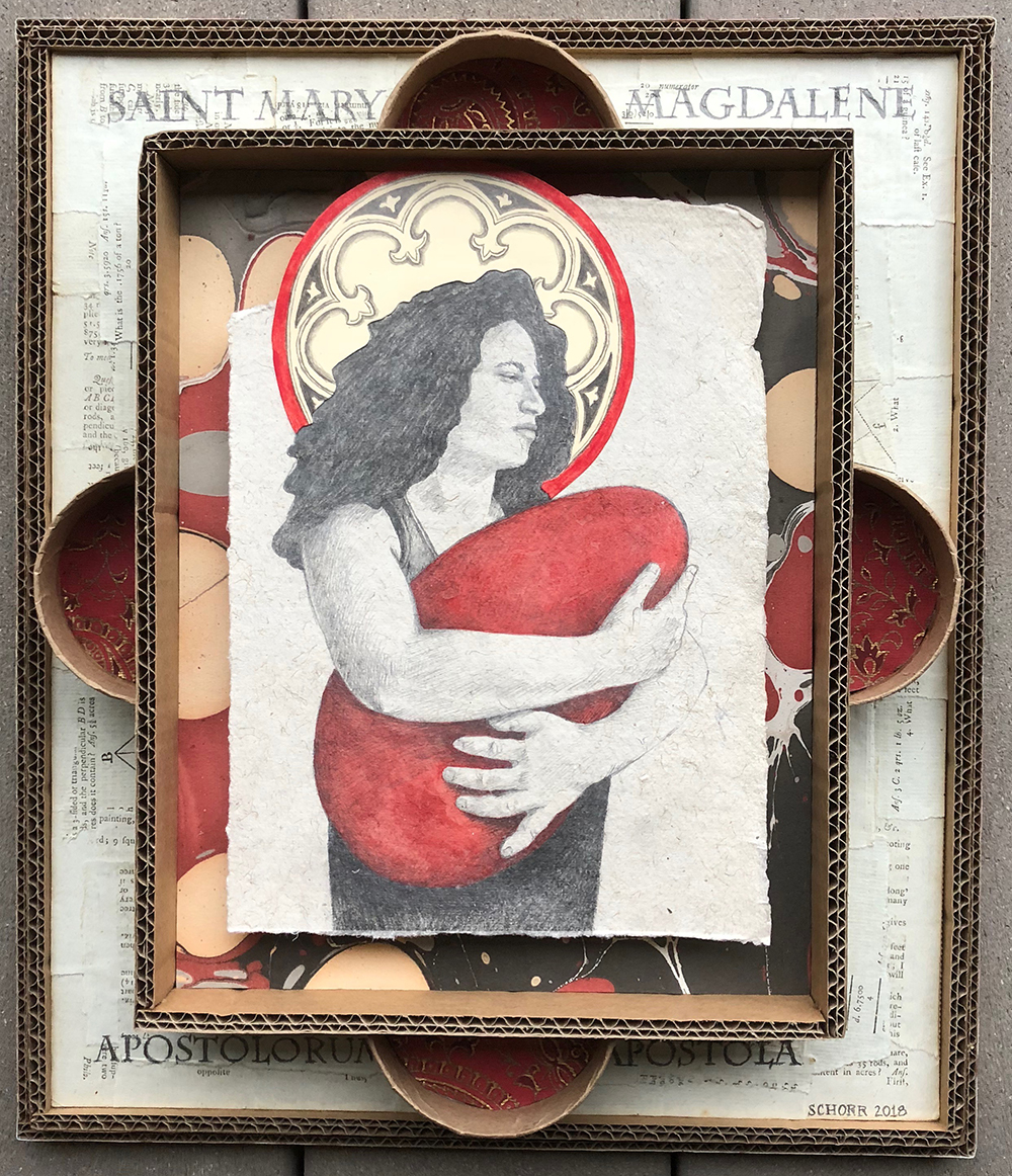 Saint Mary Magdalene Icon