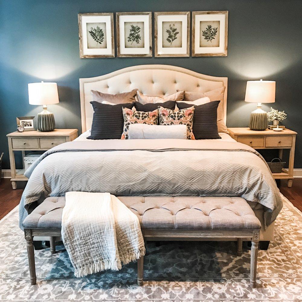 bedrooms -