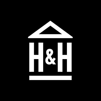H&H General Contractors logomark