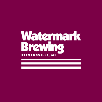Watermark Brewing alternate logo