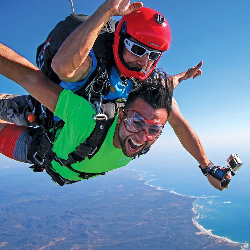 Skydive Guanacaste