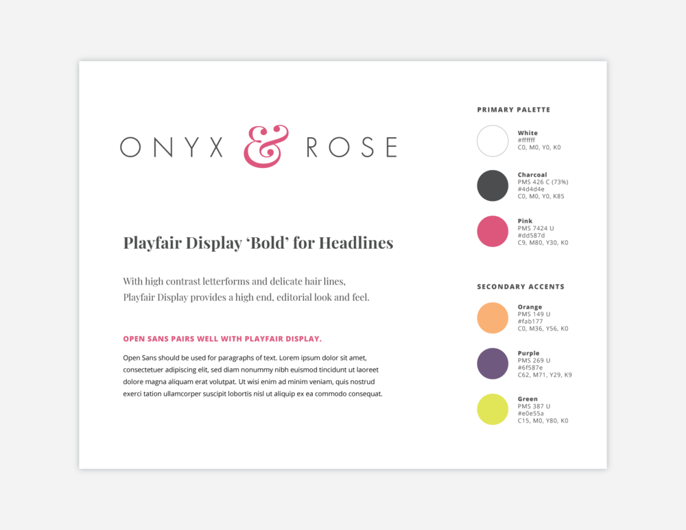 grace-johnson-design_onyx-and-rose_brand-elements.png