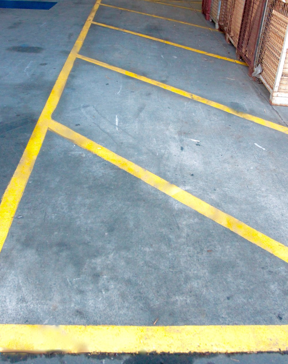 Warehouse Safety Walkways