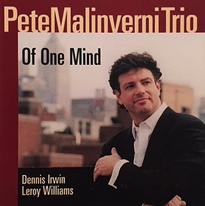 Of one mind - Pete's first recording NOT made at Rudy Van Gelder's Studio, the engineer Jim Anderson caught the trio in rare form at NYC's Avatar Studios. Standards and originalsRecorded at Avatar Studios, Jim Anderson, eng
