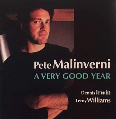 A Very good year - Pete has long believed it is the musician's job to tell a story. Never was that responsibility so well observed as by Frank Sinatra in his legendary recording of this title tune. Here, Pete offers his take on it, with Dennis Irwin, bs and Leroy Williams - and the story is, indeed, well told.Recorded at Van Gelder Studios, Rudy Van Gelder, engineer