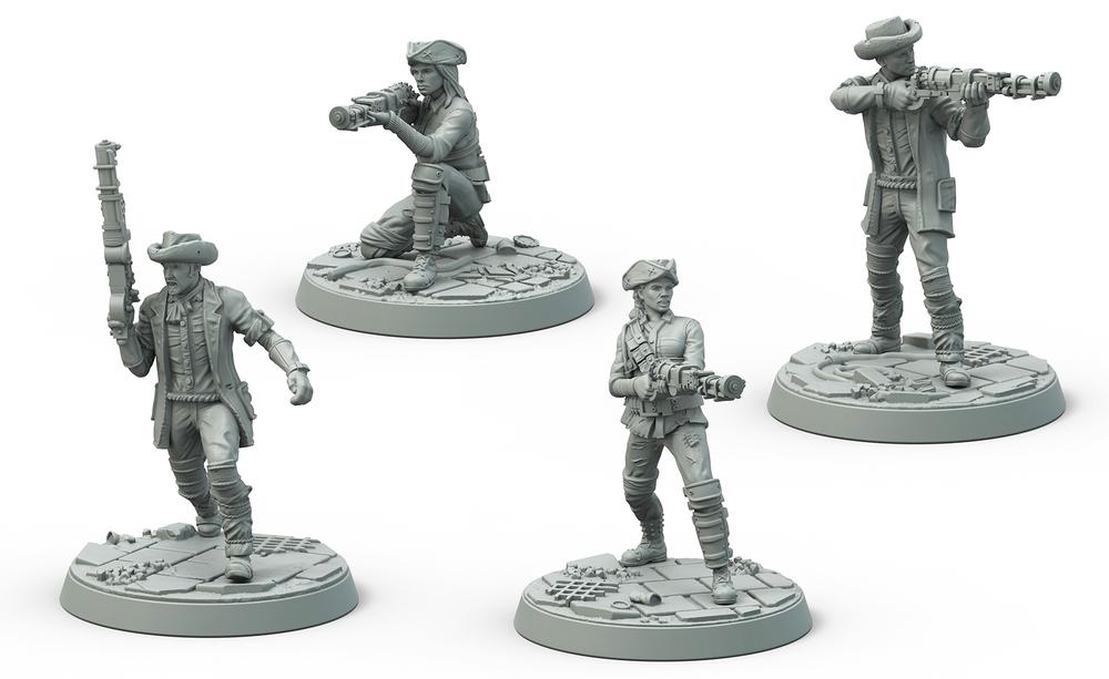 Minuteman Posse (Survivors)
