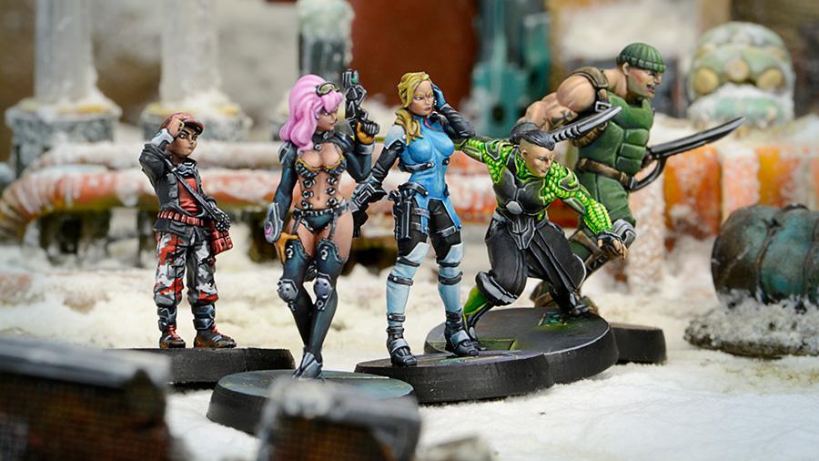 Mercenaries -