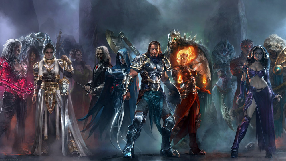 Magic The Gathering -