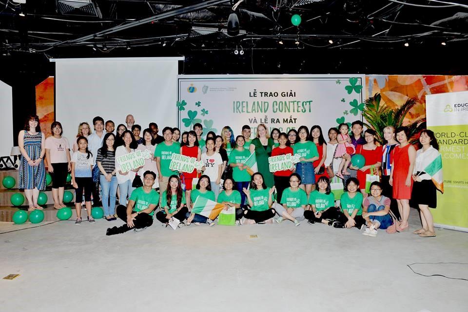 Nhóm Friends of Ireland in Vietnam