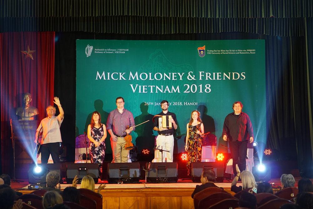 Mick Moloney và Những người bạn
