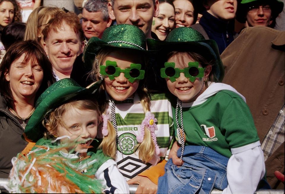 Lễ kỷ niệm Quốc khánh Ireland – Lễ Thánh Patrick sẽ diễn ra tại Hà Nội, ngày 17/3. (Nguồn: Đại sứ quán Ireland tại Hà Nội)