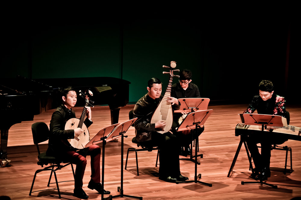 Memoirs. De Melodies 吟遊 (Neil Chua, Tang Xiao Feng & Liu Le)