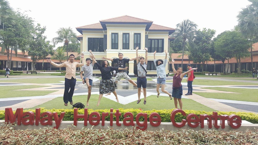 Malay Heritage Garden