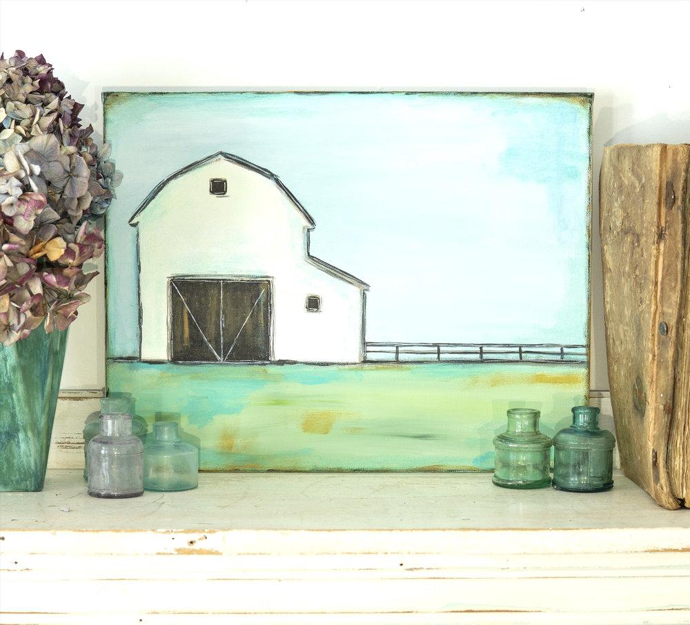 Dreamy Barn