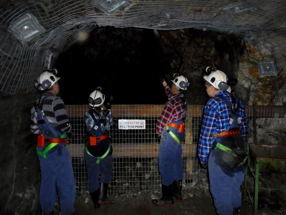 Australia's Deepest Underground Mining Tour - Got a sense of adventure? Definitely worth a trip to Bendigo! Book at least 48 hours in advance. Post By Gary (Oval Manager).
