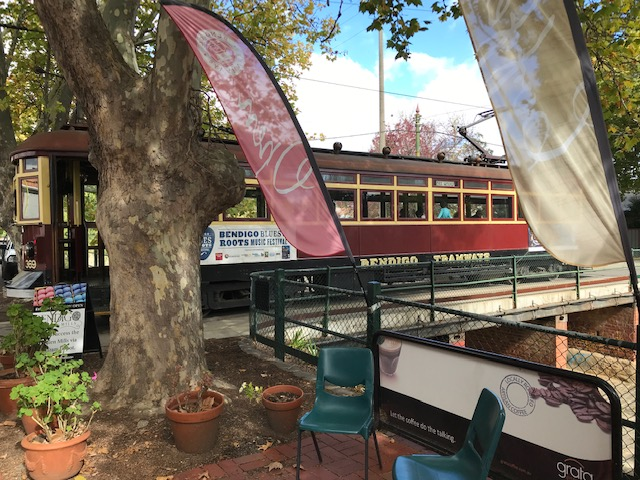 Ride. See. Learn. An Unforgettable Experience. - The best way to see all that Bendigo has to offer. Hop on the Bendigo Talking Tram right down the road from the Oval Motel!