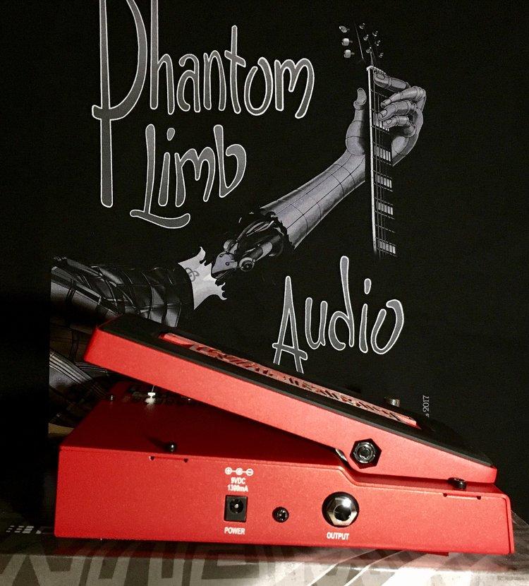 Digitech Whammy 5th Generation Pitch Shifter Pedal Phantom Limb Audio