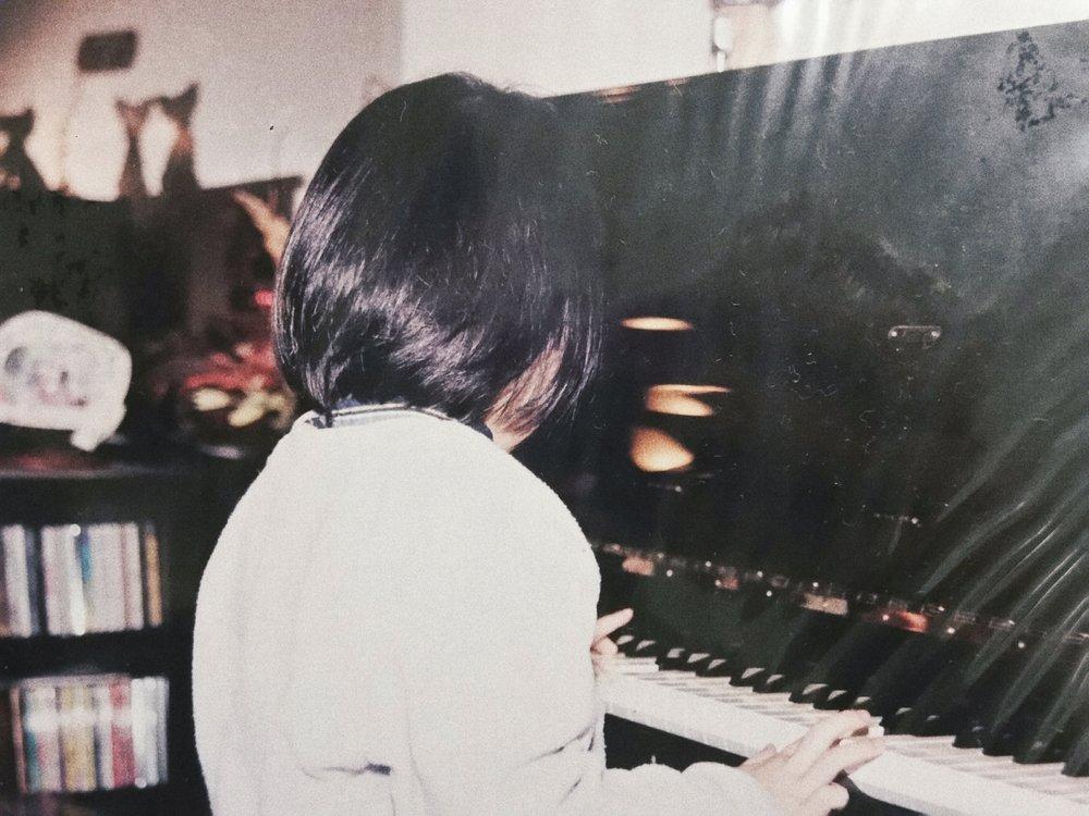 Me, c. 2000 | ebbony&lune