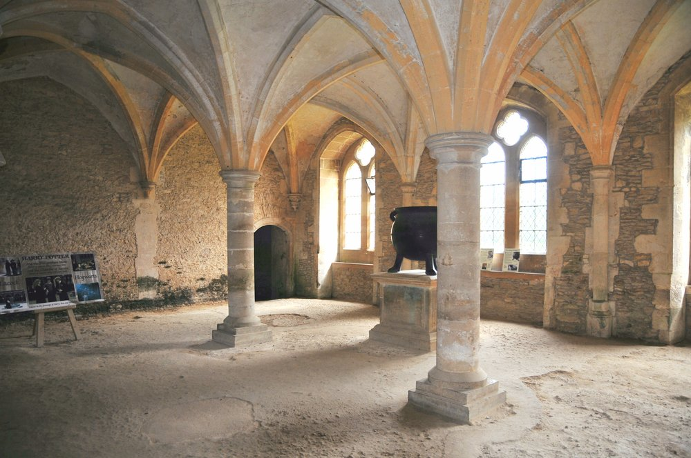 Lacock Abbey Warming Room | ebbony&lune