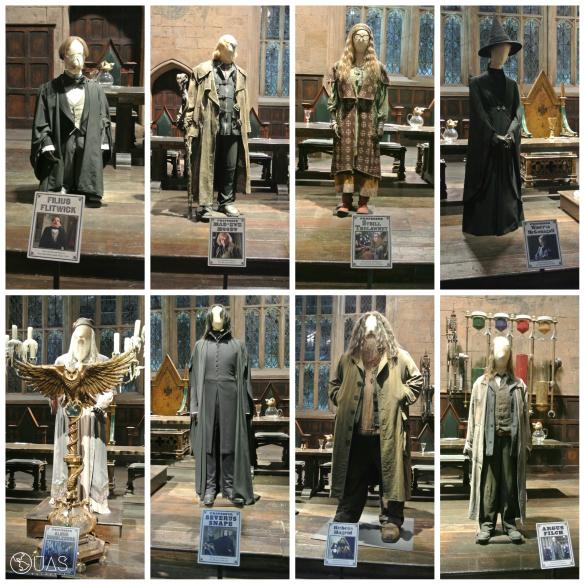 Professors costumes
